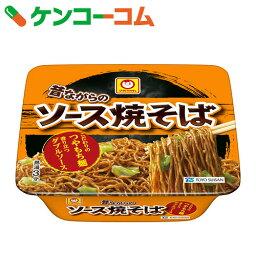 昔ながらのソース焼そば 123g×12個[マルちゃん カップ麺]【送料無料】