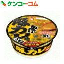 黒いまめ豚カレーうどん 42g×12個[マルちゃん カップラーメン(カップ麺)]