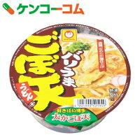 【ケース販売】バリうま ごぼ天うどん 89g×12個[マルちゃん カップ麺]