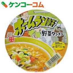 ホームラン軒 野菜タンメン 98g×12個[ホームラン軒 カップラーメン(カップ麺)]