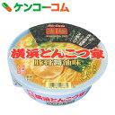 凄麺 横浜とんこつ家 117g×12個[ニュータッチ カップラーメン(カップ麺)]【送料無料】