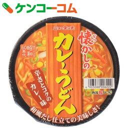 懐かしのカレーうどん 84g×12個[ニュータッチ カップラーメン(カップ麺)]