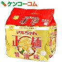 マルちゃん正麺 醤油味 5食入