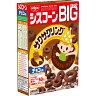 シスコーンBIG サクサクリング チョコ味 170g[日清シスコ コーンフレーク ケンコーコム]