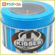 ハーシーズ キャンドル ストライプ缶 キスチョコキャンドル 184g[ハーシーズ アロマキャンドル]