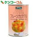 カンピー フルーツカクテル 4号缶 420g[カンピー フルーツ缶詰]