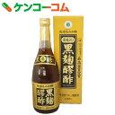黒麹醪酢 黒糖 720ml[黒麹醪酢 もろみ酢]【あす楽対応】