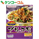Cook Do コリア! 韓国すき焼き風炒め プルコギ用 甘口 3-4人前[Cook Do(クックドゥー)
