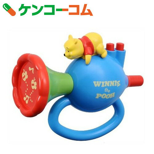 くまのプーさん あかちゃんのラッパ[タカラトミー 乳児用おもちゃ ディズニー]...:kenkocom:11231682