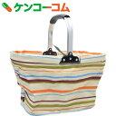 ピクニック保冷バッグ 15L(M) 白ボーダー[ヒロ・コーポレーション 保冷バッグ]