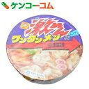 激めん ワンタンメン 91g×12個[マルちゃん ワンタン麺 らーめん]【送料無料】