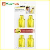 ケルヒャー WV50プラス用専用洗浄剤(4本入) 6295-302[ケルヒャー スチームクリーナー用オプション]