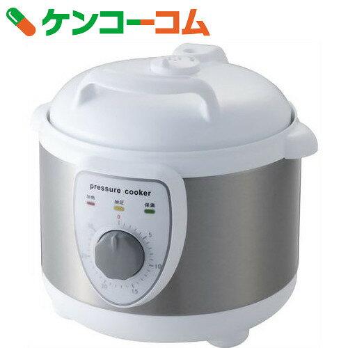 AL COLLE(アルコレ) 圧力式電気鍋 APC-T19/W ホワイト[AL COLLE(アルコレ) 電気圧力鍋]【送料無料】