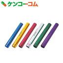 アルミバトンセット6 収納袋付 日本陸上協会連盟検定品 G-1208 6本組(赤・青・黄・シルバー・緑・紫)[トーエイライト バトン]【送料無料】