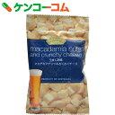 ピナクル マカデミアナッツ&さくさくチーズ うすじお味 35g[ケンコーコム おつまみスナック]