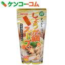 マルサン すっきり塩味のしょうが鍋スープ 600g[マルサン 鍋の素]