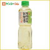 盛田 有機純米料理酒 500ml[盛田 料理酒(調理酒)]