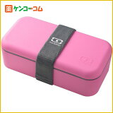monbento(モンベント) Bento box 1段 ピンク[monbento(モンベント) ランチボックス?お弁当箱]【対象外】