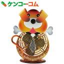 【在庫限り】フカダック インテリアメタルミニファン(扇風機) イエロー 犬 FC-7001[フカダック リビング扇風機]【送料無料】