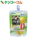 オリヒロ ぷるんと蒟蒻ゼリー カロリーゼロ レモン 130g×48個[ぷるんと蒟蒻ゼリー こんにゃくゼリー ダイエット]【送料無料】