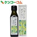 紅花食品 麻の実油一番搾り(ヘンプシードオイル) 100g[紅花食品 ヘンプシードオイル(麻の実油)]【あす楽対応】