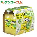 C1000 ビタミンレモン クエン酸 140ml×6本[C1000 ビタミン飲料]【あす楽対応】
