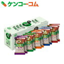 アマノフーズ 減塩 いつものおみそ汁 5種セット 10袋入[アマノフーズ フリーズドライ 味噌汁]