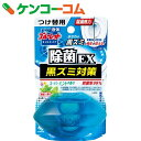 液体ブルーレットおくだけ 除菌EX スーパーミントの香り 無色の水 つけ替用[ケンコーコム ブルーレットおくだけ 芳香剤 つけかえ用・詰め替え用]