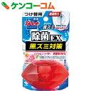 液体ブルーレットおくだけ 除菌EX ロイヤルブーケの香り 無色の水 つけ替用[ブルーレットおくだけ 芳香剤 つけかえ用・詰め替え用]
