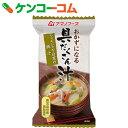 アマノフーズ シャキシャキ白菜の豚汁 17.5g×4個[アマノフーズ フリーズドライ 味噌汁]