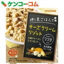 カゴメ 押し麦ごはんでチーズクリームリゾット 250g×6個[押し麦ごはんでシリーズ 押麦