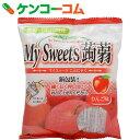 マイスィーツ蒟蒻 りんご味 6個入×16袋[マイスィーツ蒟蒻 こんにゃくゼリー]
