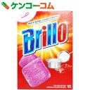 Brillo(ブリロ) ソープパッド オリジナル 10個入[brillo(ブリロ) たわし]【あす楽対応】