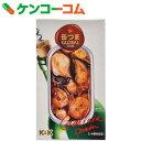 K&K 缶つまGLOBAL TOUR いかのガリシアソース 80g[缶つま イカの缶詰(いかの缶詰)]