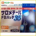 【第2類医薬品】サロメチールFBパッチ35 16枚[【HLS_DU】サロメチール 肩こり・腰痛・筋肉痛/プラスター/フェルビナク配合]