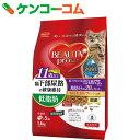 ビューティープロ 猫下部尿路の健康維持 低脂肪 11歳以上 フィッシュ味 1.4kg(280g×5袋)[BEAUTY pro(ビューティプロ) キャットフード(尿石形成予防)]【あす楽対応】