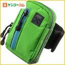 サンワサプライ アームバンドスポーツケース(グリーン) PDA-MP3C9G[ランニング用 アームポーチ]【送料無料対象外】
