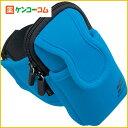 サンワサプライ アームバンドスポーツケース(ブルー) PDA-MP3C8BL[ランニング用 アームポーチ]【送料無料対象外】