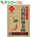 高麗紅参茶ゴールド 3g×50包[チョイスジャパン 高麗人参エキス]【送料無料】