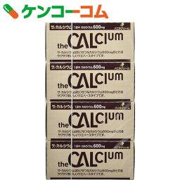 ザ・カルシウム バニラクリーム 5袋入×4個[大塚製薬 カルシウム]