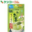 おーいお茶 抹茶入りさらさら緑茶 80g[ケンコーコム おーいお茶 緑茶]【あす楽対応】
