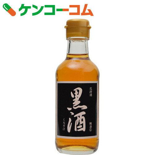 灰持酒 黒酒 雑酒1 200ml[東酒造 料理酒(調理酒)]