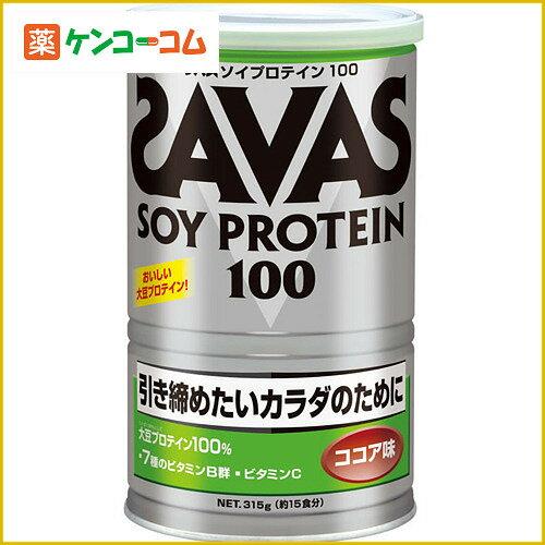 明治 SAVAS 理想肌肉型减重脱脂大豆蛋白粉可可味378g