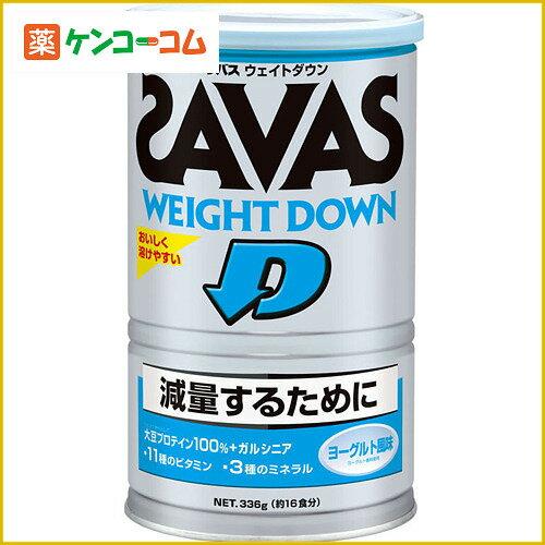明治 SAVAS 理想肌肉型 减重 脱脂大豆蛋白粉酸奶味378g