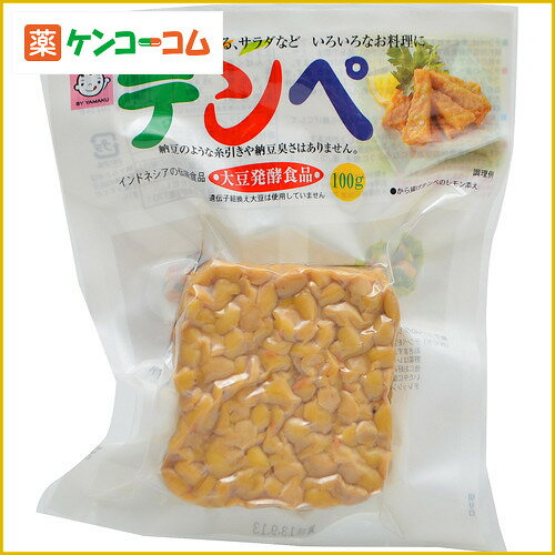 ヤマク食品 テンペ 100g
