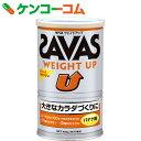 ザバス ウェイトアップ バナナ味 420g[ザバス(SAVAS) ホエイプロテイン]【送料無料】