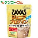 ザバス ジュニアプロテイン ココア味 210g[ザバス(SAVAS) ホエイプロテイン]