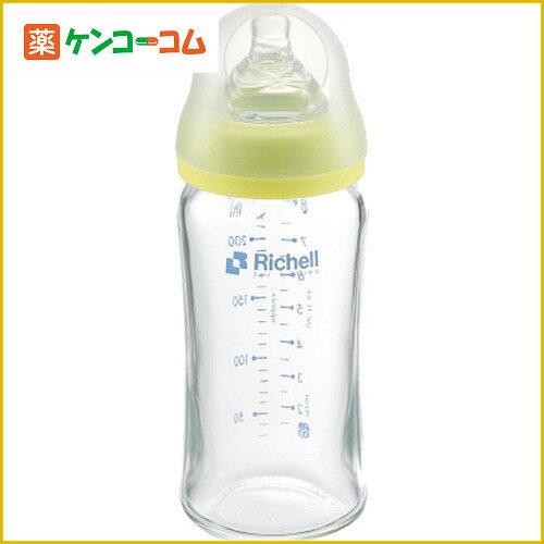 利其尔宽口径玻璃哺乳瓶婴儿奶瓶240ML