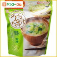 アマノフーズ うちのおみそ汁 野菜5食 40g(8g×5食)[アマノフーズ フリーズドライ 味噌汁]【あす楽対応】