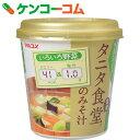 マルコメ カップ タニタ食堂監修のみそ汁 いろいろ野菜 15g×6個